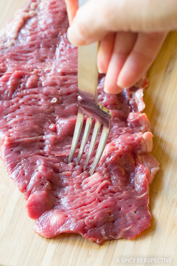How To: Quick-Seared Carne Asada Recipe (Low Carb!)