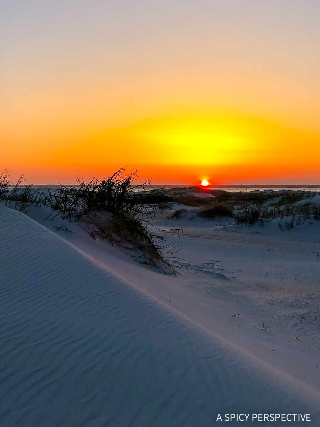 Sunsets - Why You Should Visit The Crystal Coast Outer Banks NC (Emerald Isle Vacation Travel Tips!)