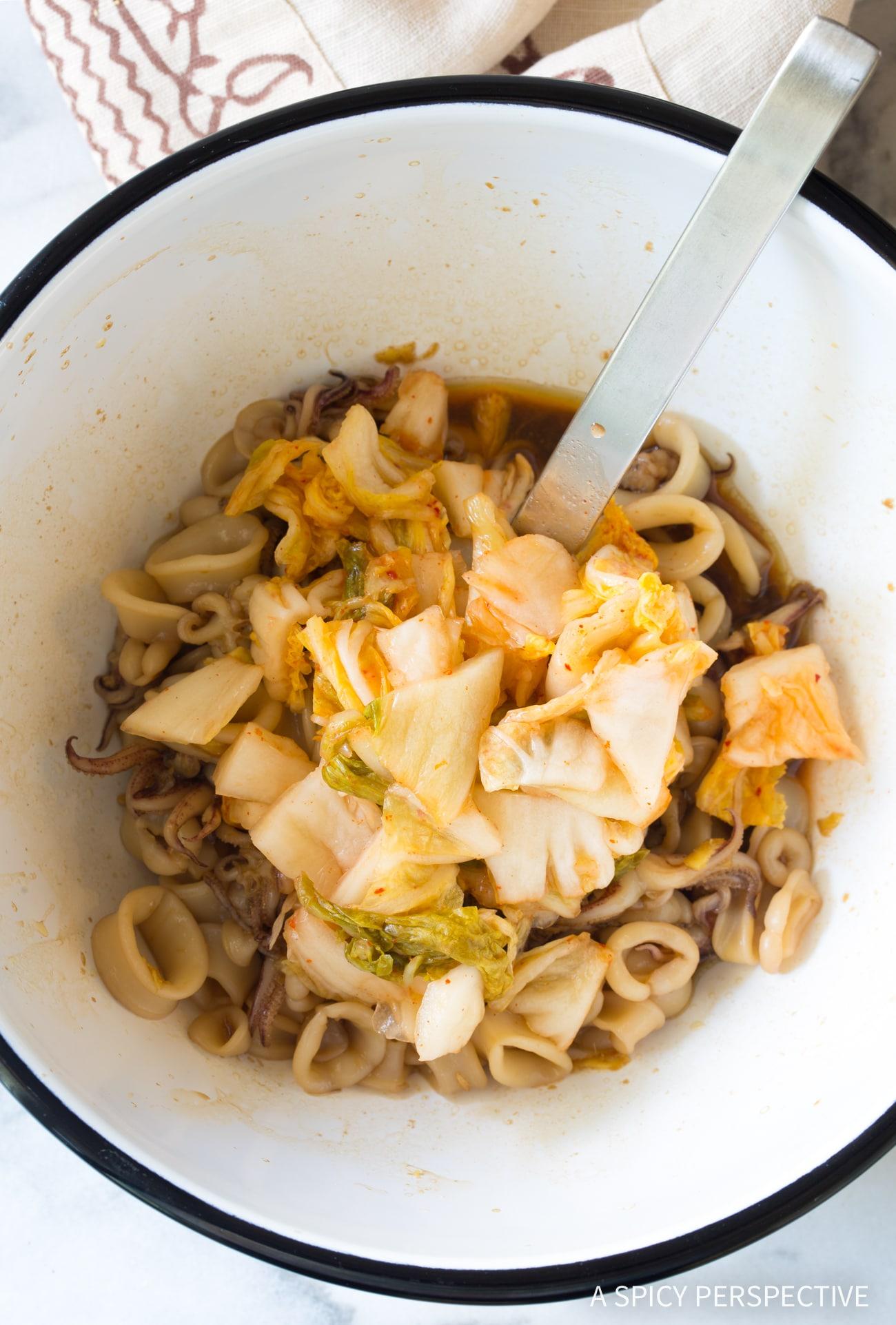 How To: Hawaiian Tako Poke Recipe (Octopus or Squid!)