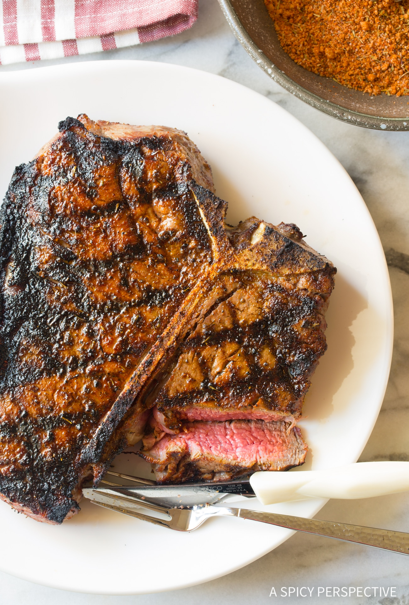 The Best Of The Worst: The Best Steak Seasoning Recipe (Video)