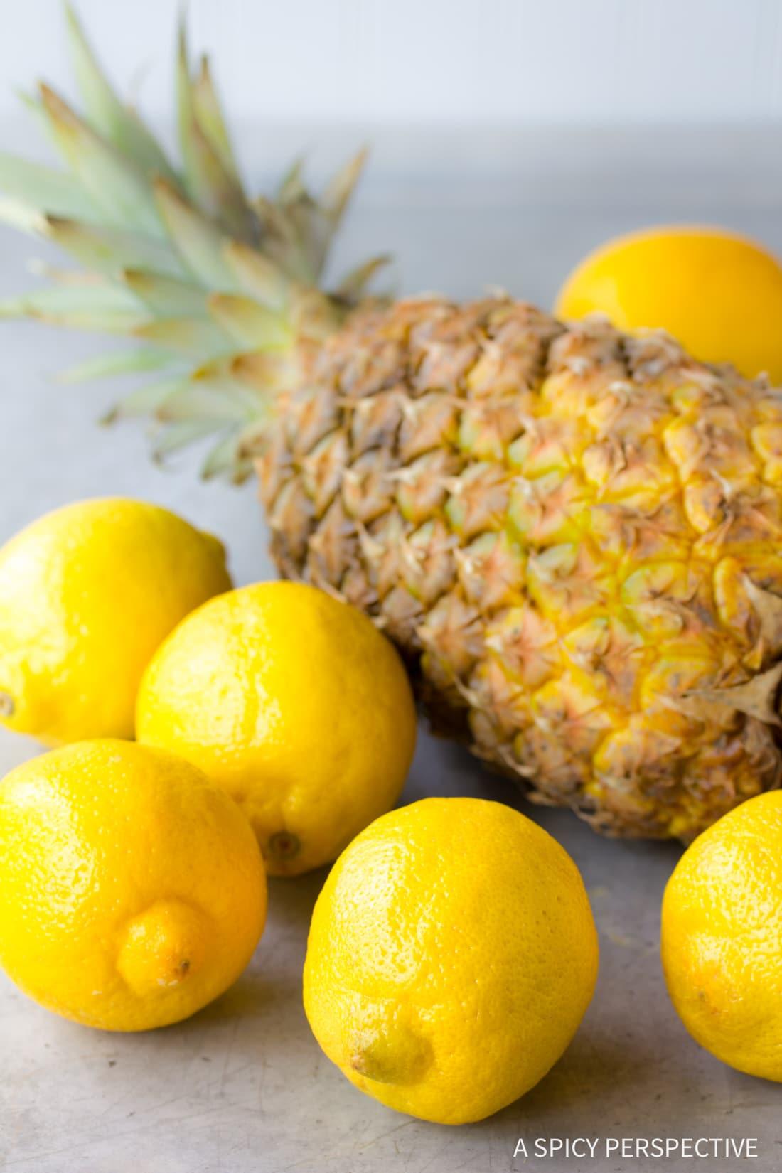 Frozen Lemonade Recipe