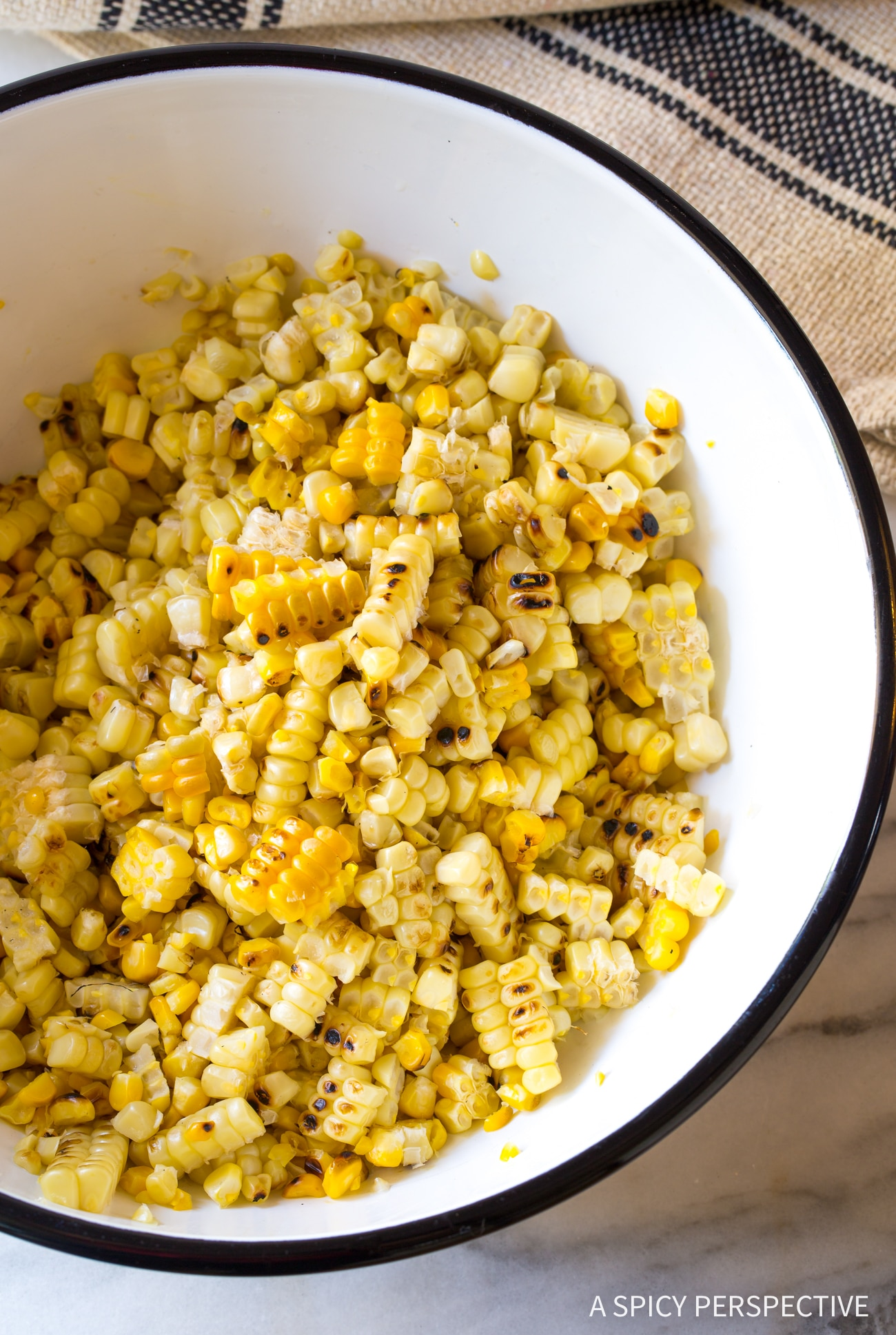 How To Grilled Mexican Street Corn Salad
