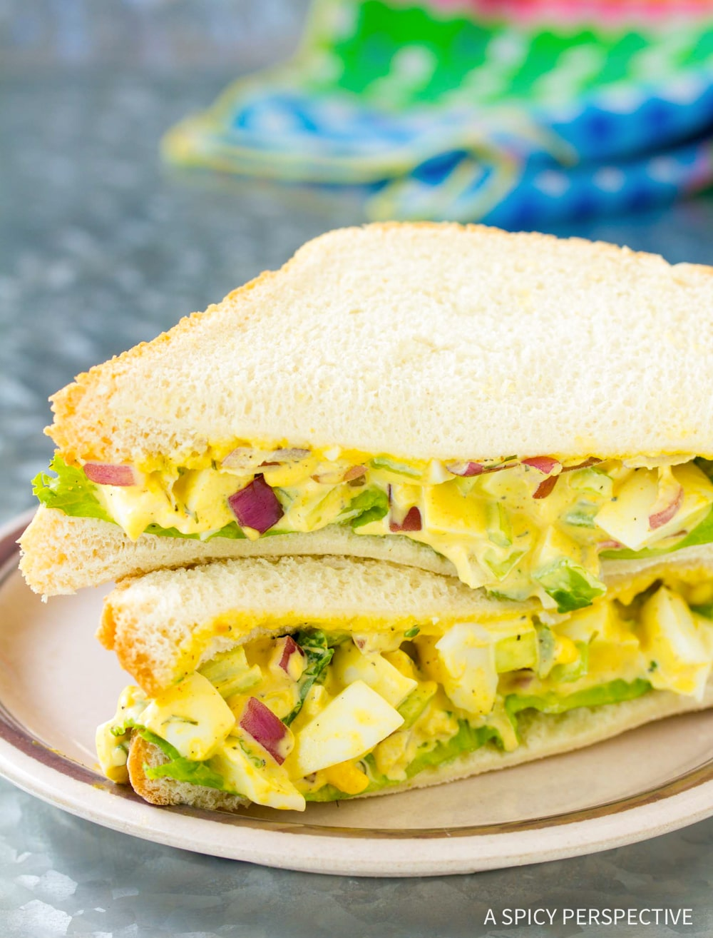 Easy Classic Egg Salad Recipe