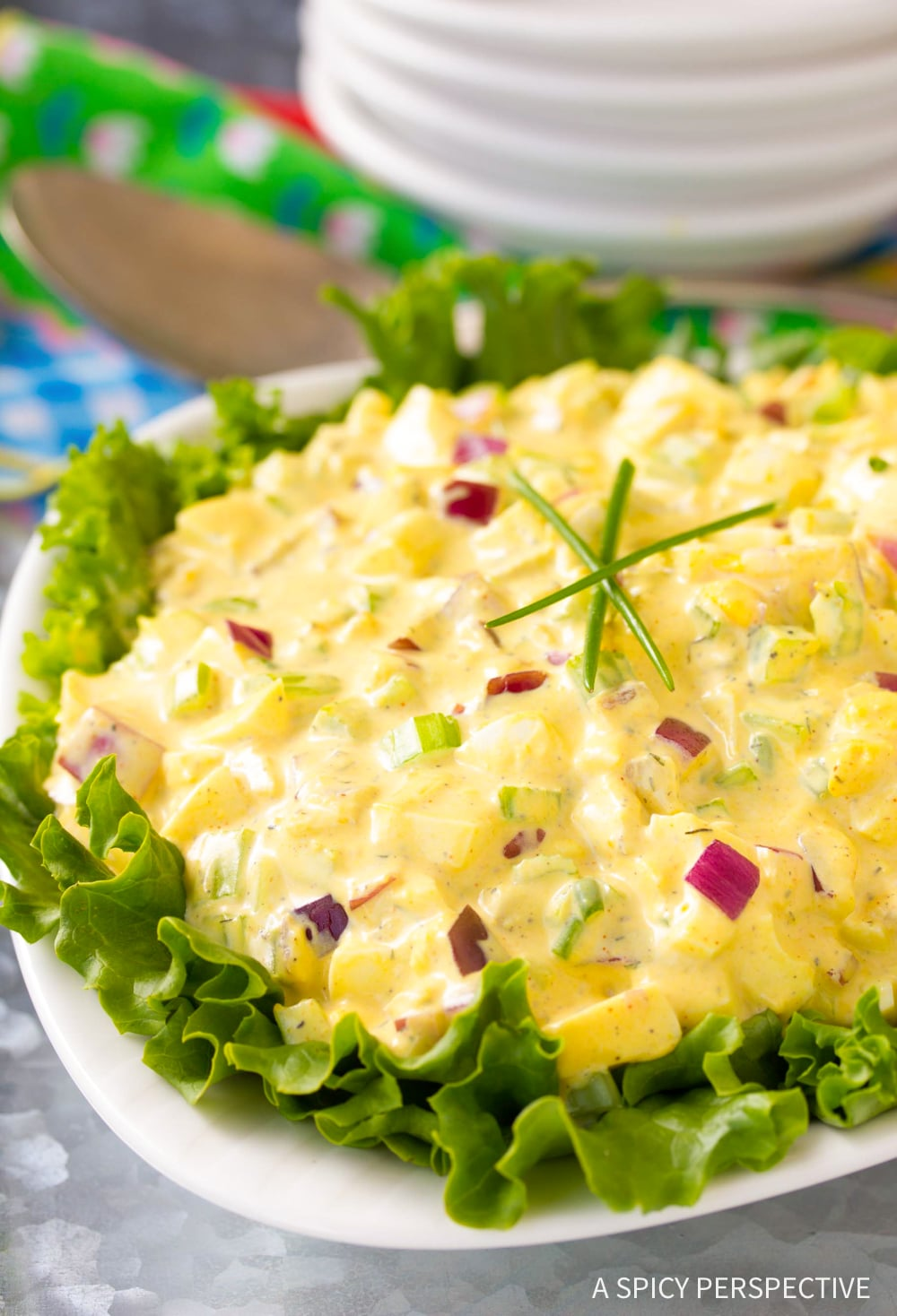 Perfect Classic Egg Salad Recipe
