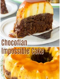 Perfect Chocoflan Impossible Cake Recipe #ASpicyPerspective