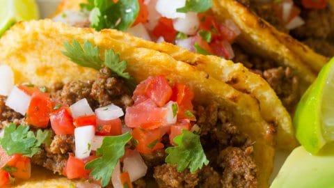Best Low Carb Keto Tortilla Recipe #ASpicyPerspective #ketogenic
