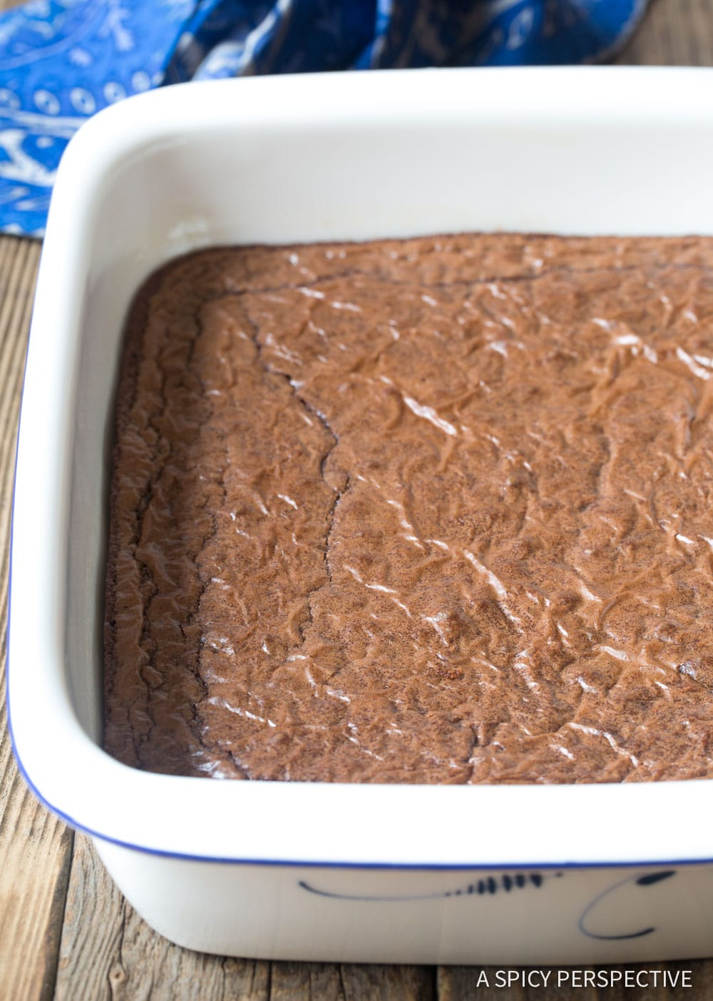How To: French Silk Chocolate Brownies Recipe #ASpicyPerspective
