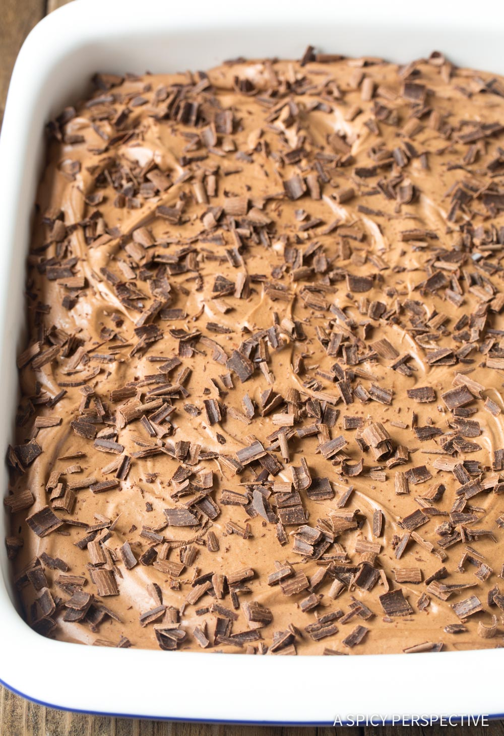 Amazing French Silk Chocolate Brownies Recipe #ASpicyPerspective