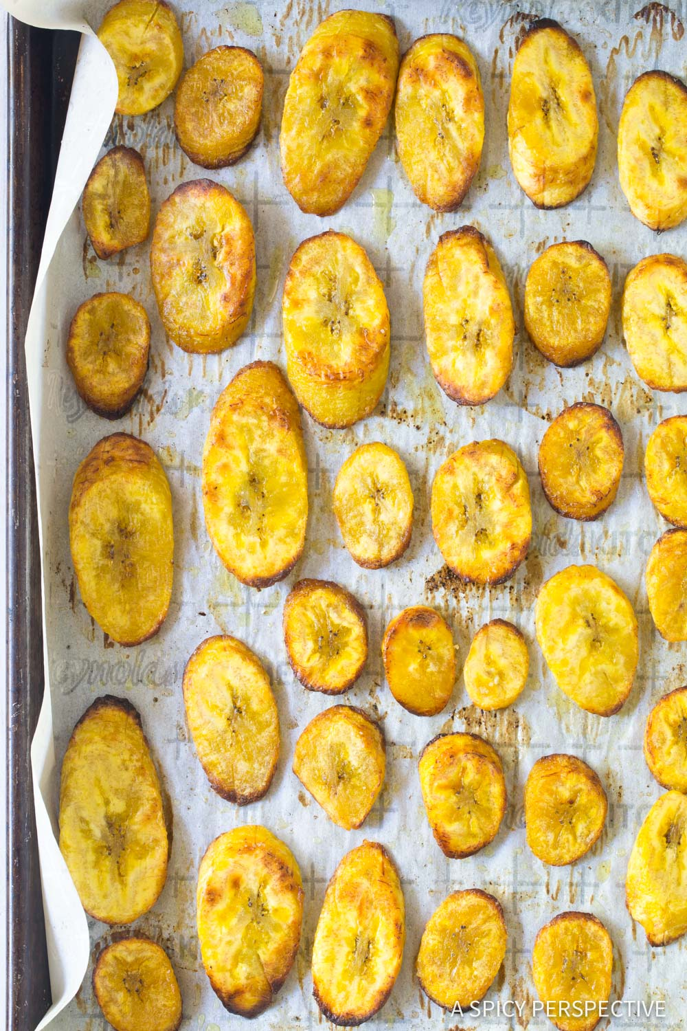 How To: Perfect Baked Plantains Recipe #ASpicyPerspective #Paleo