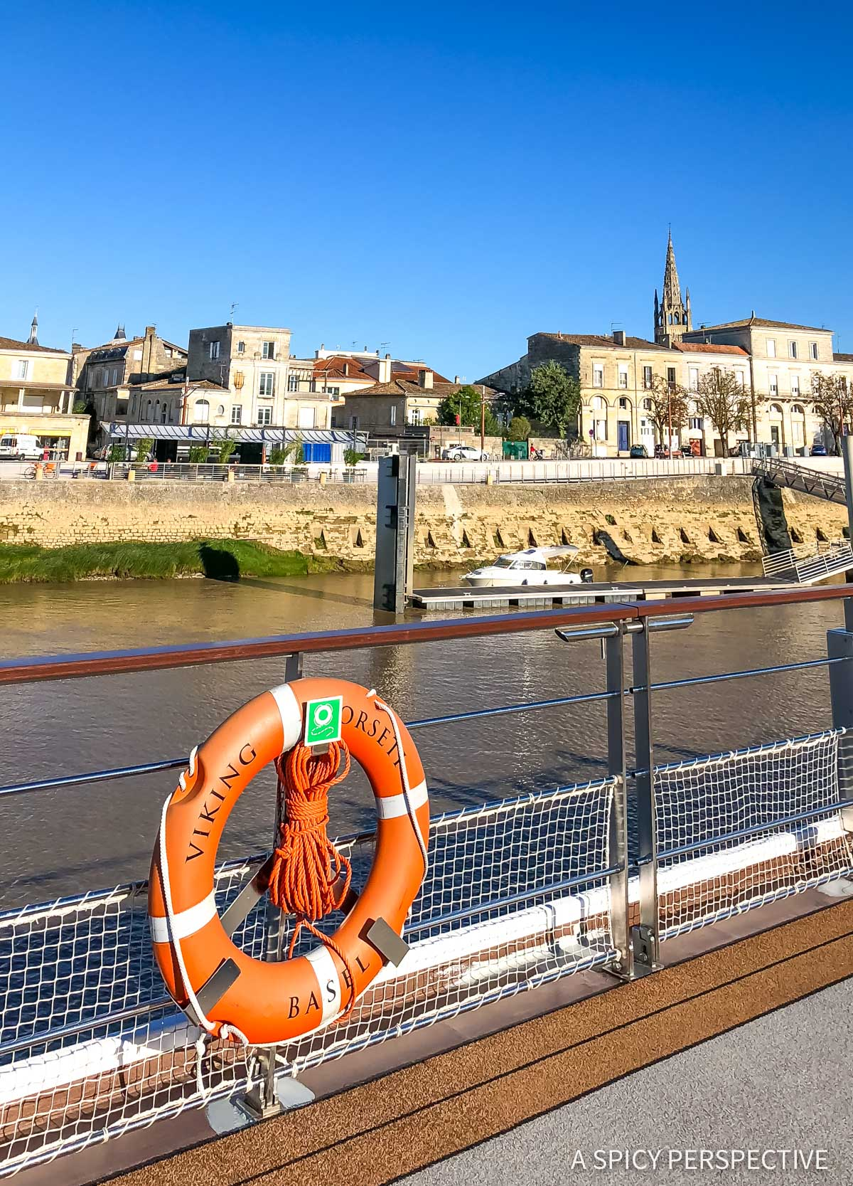 Bordeaux France Viking River Cruise #ASpicyPerspective #Travel