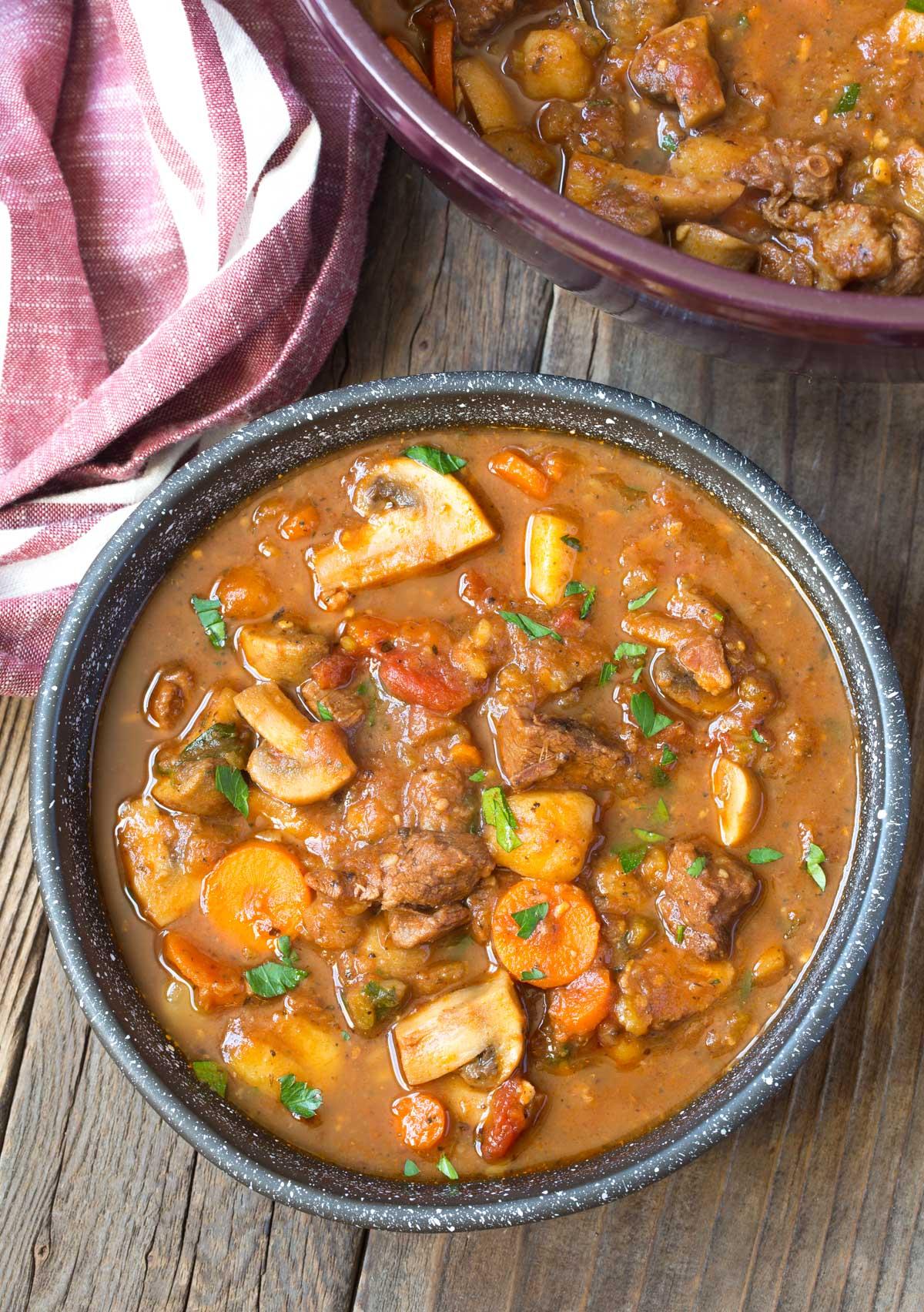 Beef Stew Recipe #ASpicyPerspective #BeefStew #BeefStewRecipe #Stew #StewRecipe #Beef #Crockpot #InstantPot #Stovetop #BeefStewCrockpot #SlowCookerBeefStew #BestBeefStew #HowtoMakeBeefStew