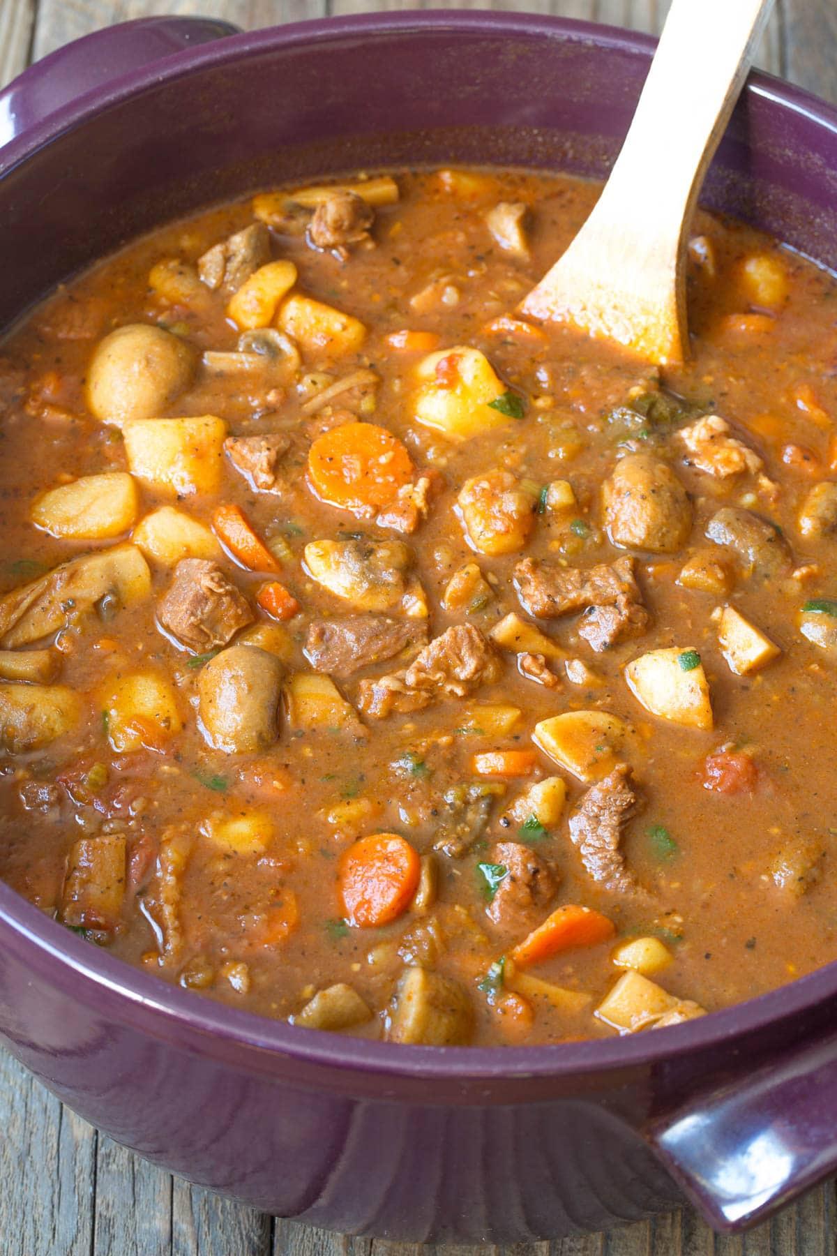 How to Make Beef Stew #ASpicyPerspective #BeefStew #BeefStewRecipe #Stew #StewRecipe #Beef #Crockpot #InstantPot #Stovetop #BeefStewCrockpot #SlowCookerBeefStew #BestBeefStew #HowtoMakeBeefStew