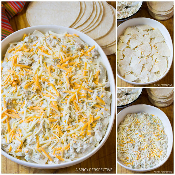 How to Make the Best King Ranch Chicken Recipe