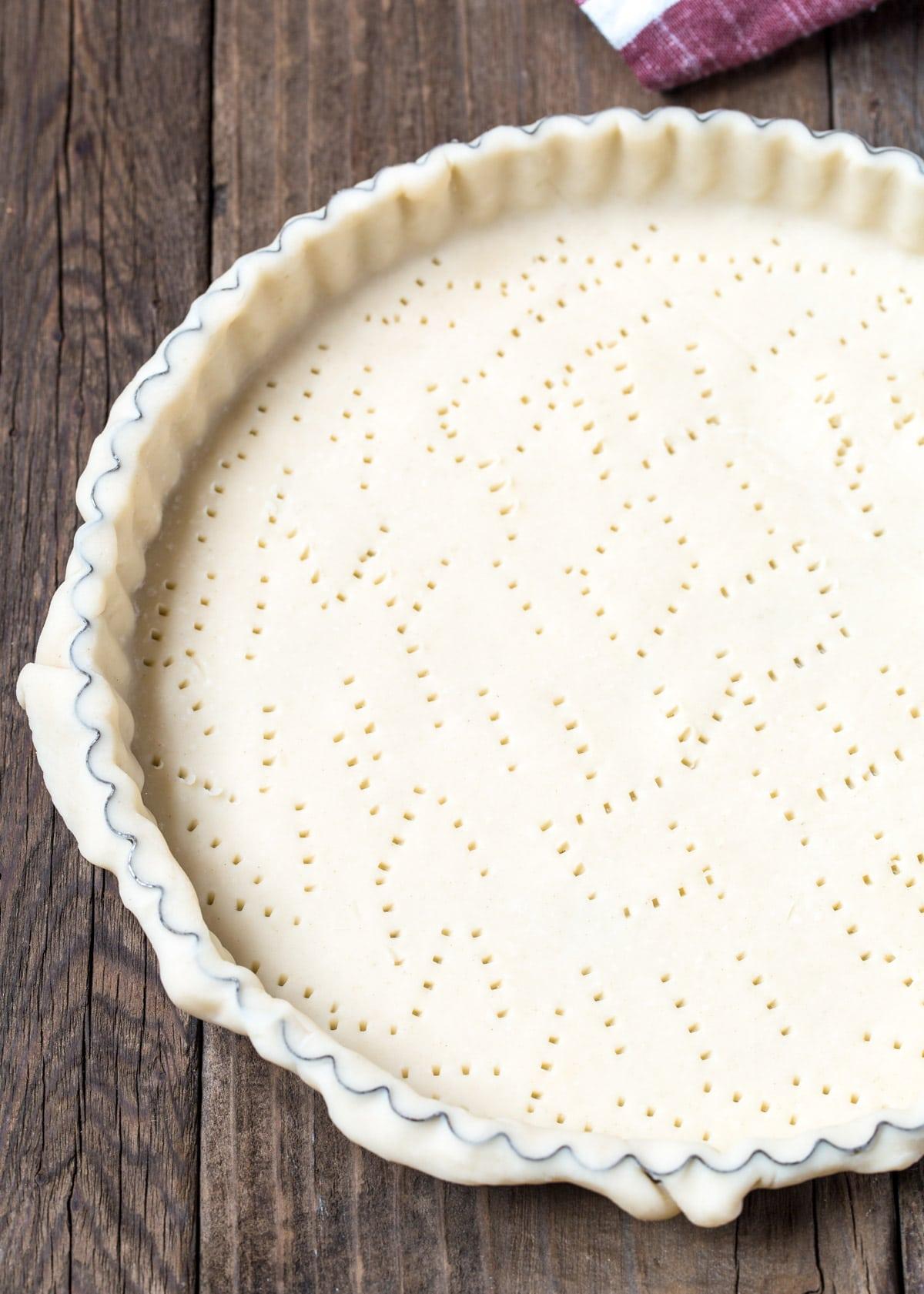 How To Make Pomegranate Cream Tart Recipe #ASpicyPerspective #holiday #pomegranaterecipe