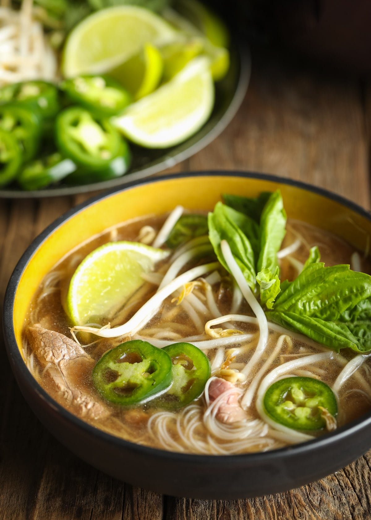 Best Low Carb Vietnamese Pho Recipe #ASpicyPerspective #whole30 #paleo #lowcarb #keto #Soup