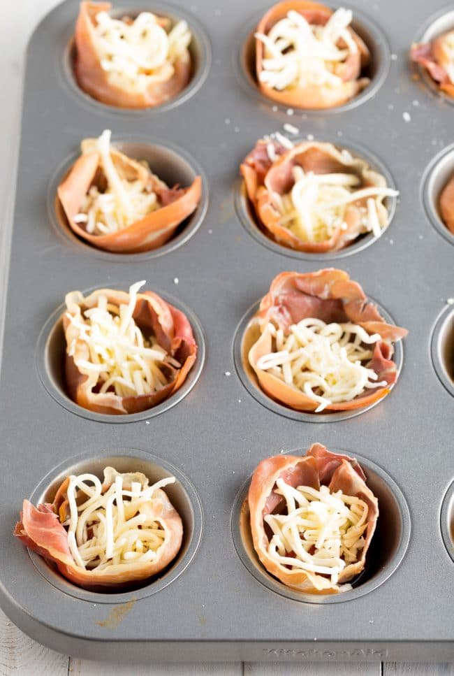 Making Low Carb Supreme Pizza Cups Recipe #ASpicyPerspective #keto #ketogenic