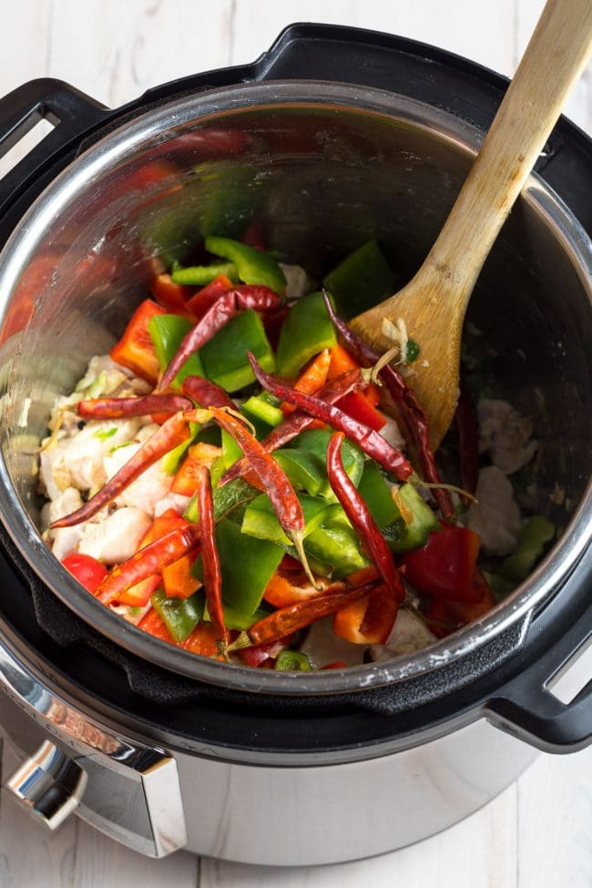 How To Make Instant Pot Kung Pao Chicken Recipe! #ASpicyPerspective #lowcarb #chinese #pressurecooker