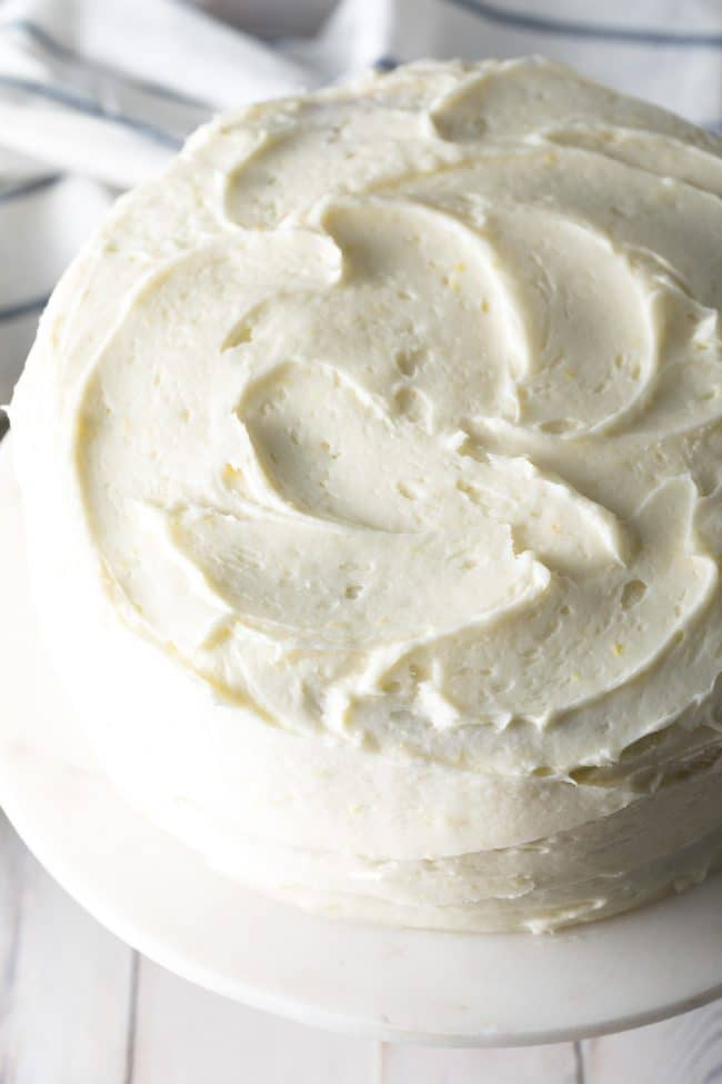Best Lemon Layer Cake Recipe #ASpicyPerspective #lemon #cake #easter
