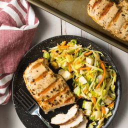 4-Ingredient Magic Chicken Breast Recipe #ASpicyPerspective #chicken #grilled #baked