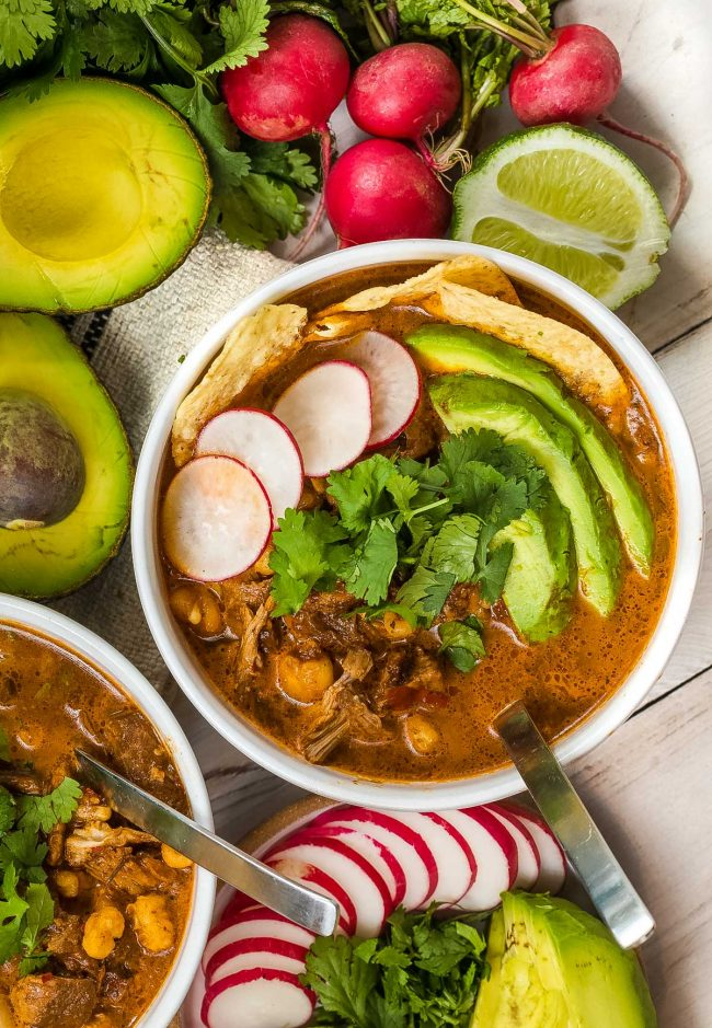 Perfect Red Posole Recipe