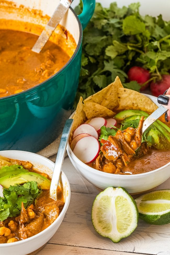 Best Red Posole Recipe