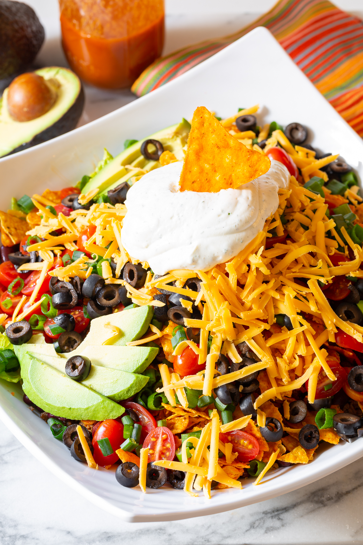Taco Salad Recipe Best