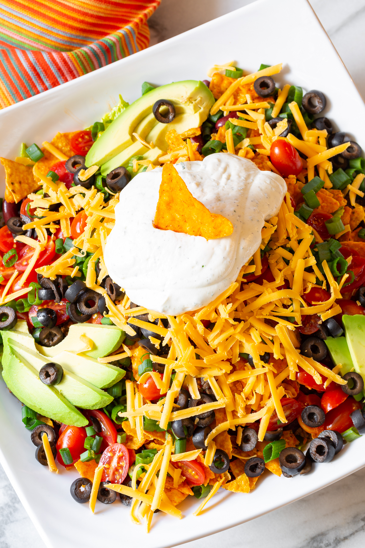 Taco Salad Recipe Ingredients