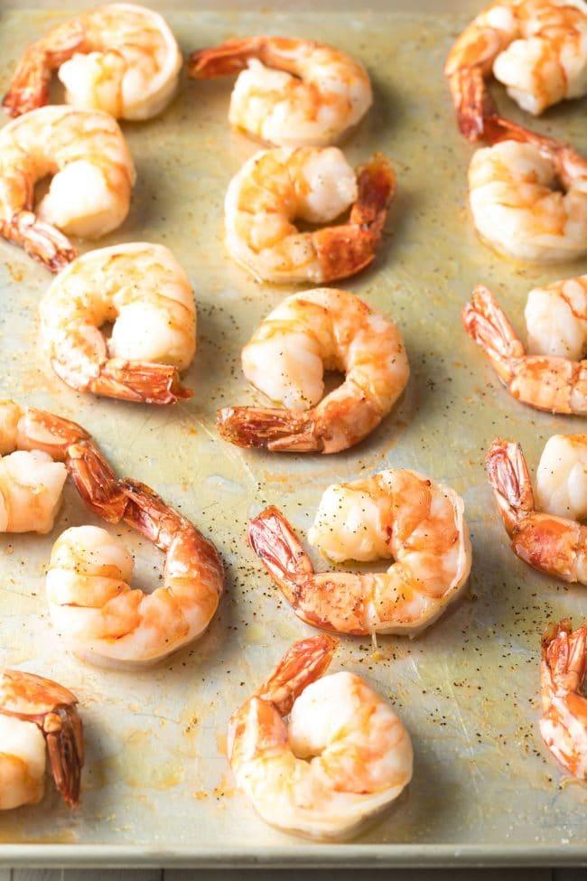 Perfect Roasted Shrimp