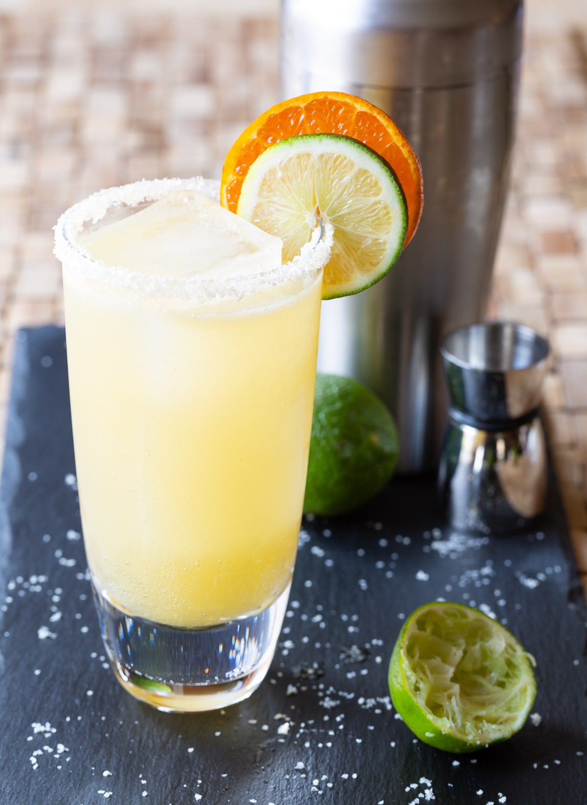 Simple Margarita Recipe #CincodeMayo #Margaritas #margs #Mexican #Cocktails #tequila