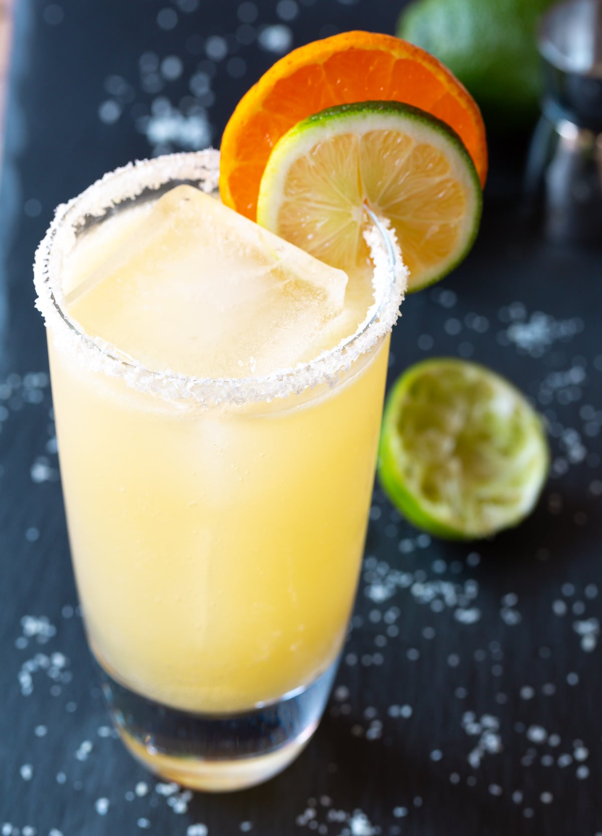 The Best Margarita Recipe! #CincodeMayo #Margaritas #margs #Mexican #Cocktails #tequila