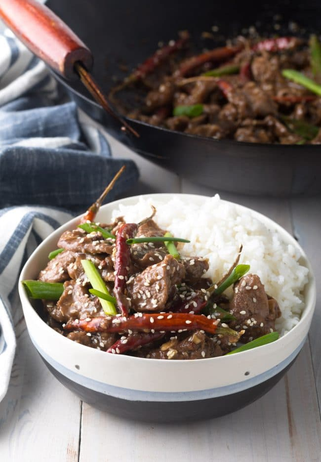 Best Szechuan Beef Recipe (Low Carb!) #ASpicyPerspective #lowcarb #beef #chinese #szechuan