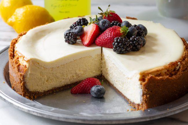 limencello cake