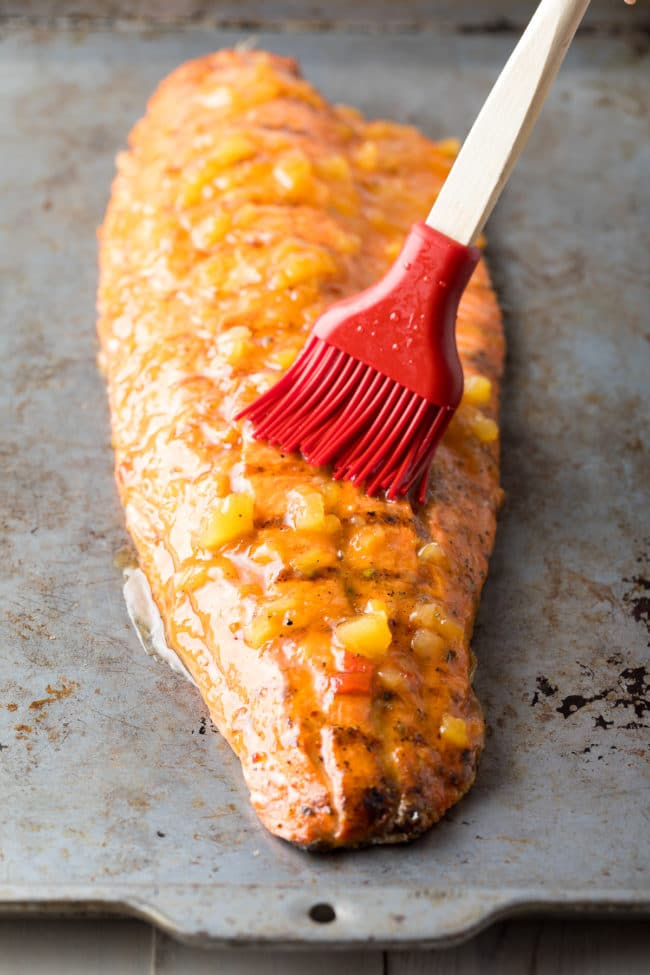 How To Grill Perfect Salmon  #ASpicyPerspective #paleo #healthy #baked #grilled
