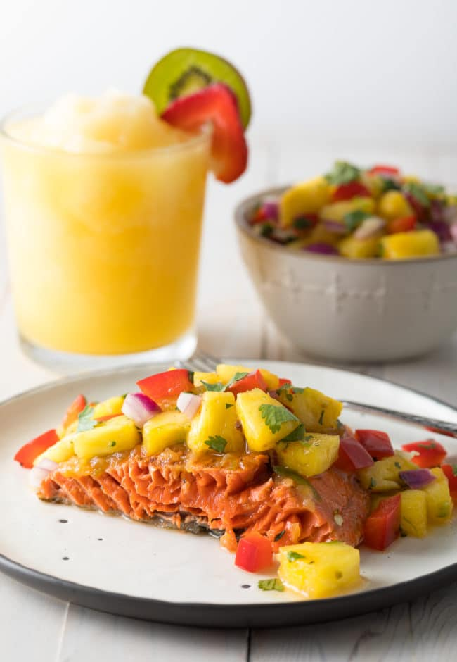 Easy Summer Passion Freezy Recipe