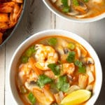 Best Tom Yum Soup Recipe #ASpicyPerspective #thai #healthy #lowcarb #shrimp