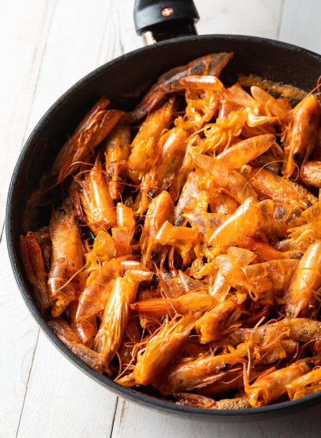 Shrimp Oil for Tom Yum Soup Recipe #ASpicyPerspective #thai #healthy #lowcarb #shrimp