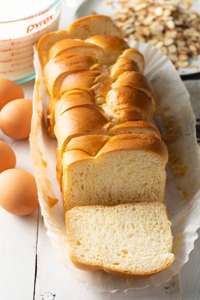 Brioche (Pain Perdu Recipe) #ASpicyPerspective #frenchtoast #painperdu #breakfast