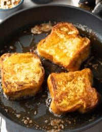 How To Make The BEST French Toast (Pain Perdu Recipe) #ASpicyPerspective #frenchtoast #painperdu #breakfast