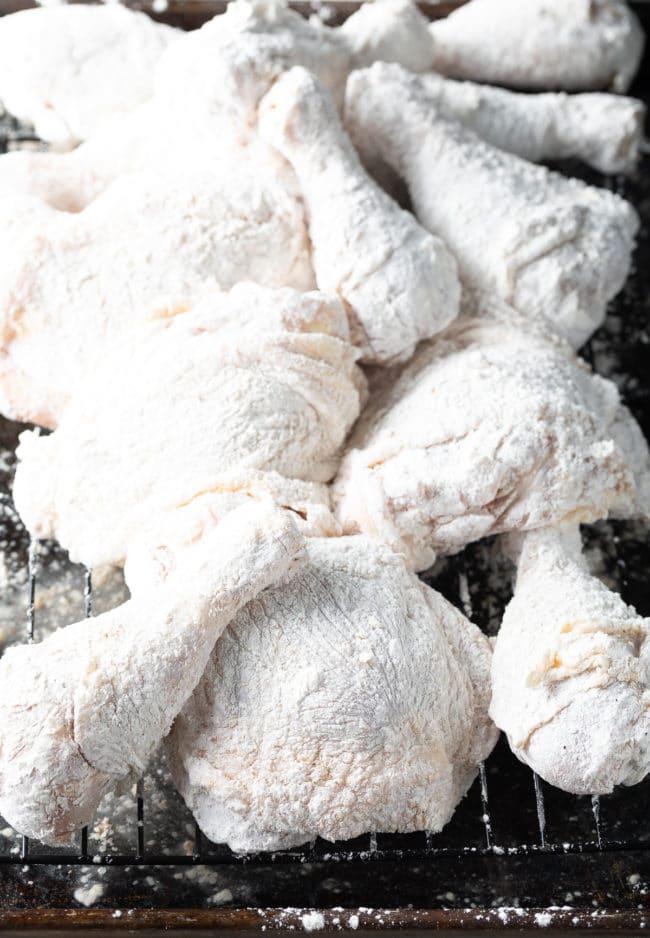 How To Fry Chicken #ASpicyPerspective #chicken #friedchicken #tavern #pubgrub #pubfood #glutenfree