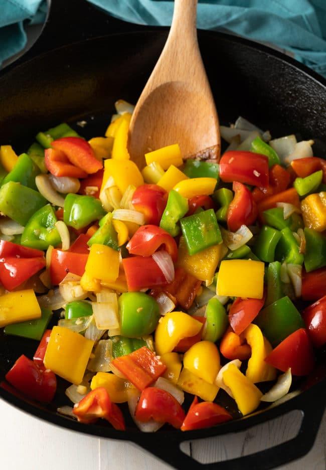 Vegetable Curry Recipe with Crispy Tofu #ASpicyPerspective #vegetarian #curry #thai #tofu #asian #healthy #glutenfree