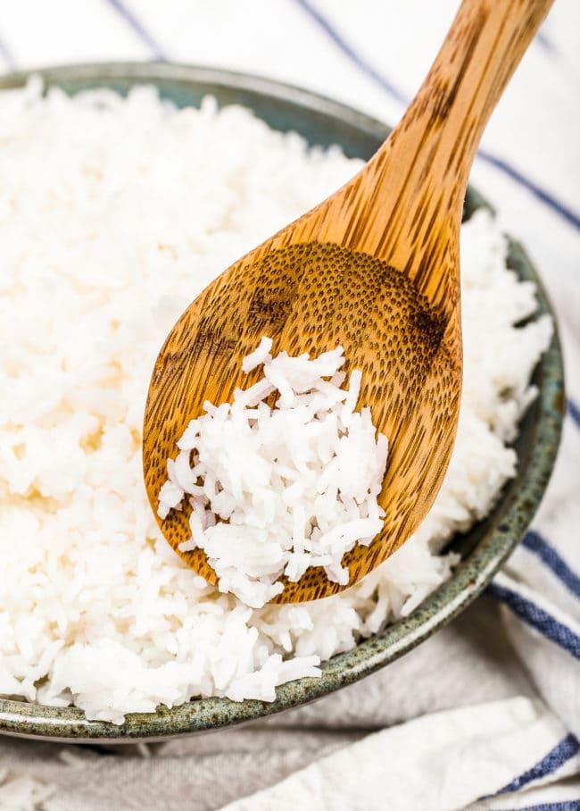 Perfect Basmati Rice #ASpicyPerspective #rice #howto #basmati #indian #glutenfree
