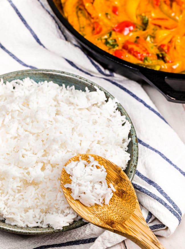 How To Make Basmati Rice #ASpicyPerspective #rice #howto #basmati #indian #glutenfree