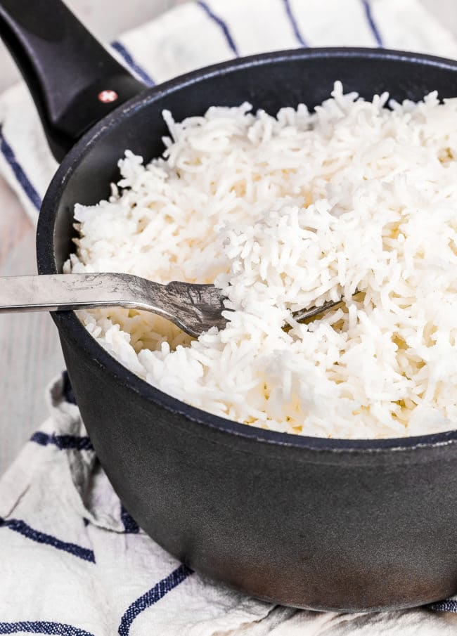 Best Indian Basmati Rice Recipe #ASpicyPerspective #rice #howto #basmati #indian #glutenfree