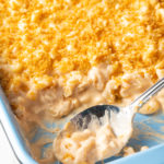 Best Baked Mac and Cheese Recipe #ASpicyPerspective #mac #cheese #best #comfort #fall #holiday #baked #stovetop