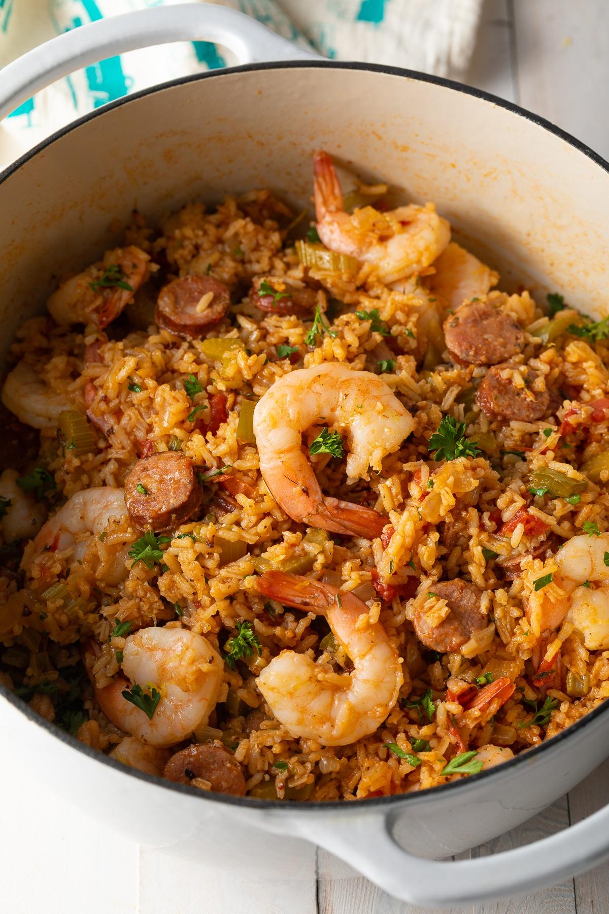 Best Homemade Jambalaya Recipe