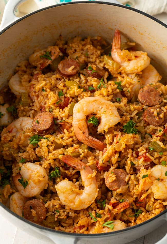 Crockpot low country