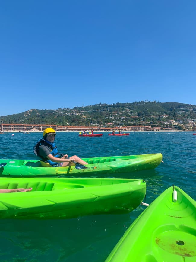 San Diego Weekend Kayak #ASpicyPerspective #travel #vacation #california