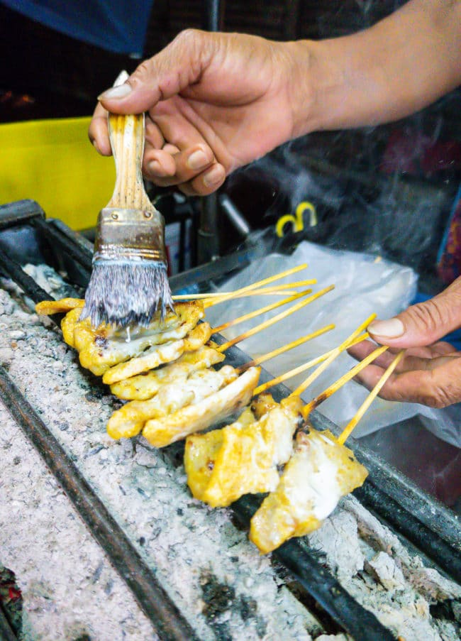 Thailand Street Food - Travel Tips #ASpicyPerspective #vacation #thailand #asia #trip #travel