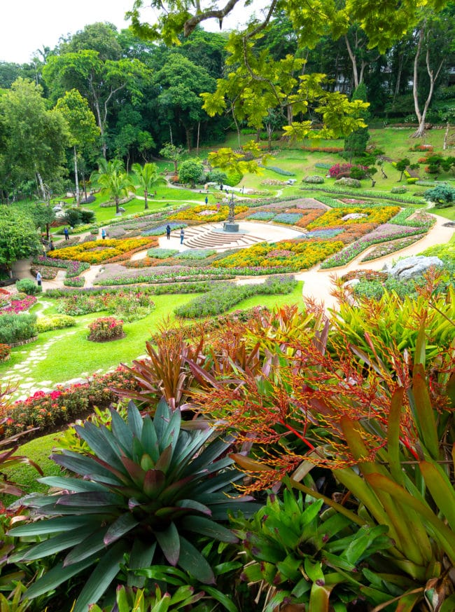 Thailand Queen's Garden - Travel Tips #ASpicyPerspective #vacation #thailand #asia #trip #travel
