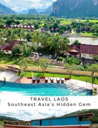 Laos: Southeast Asia's Hidden Gem #ASpicyPerspective #travel #laos #asia #vacation #trip